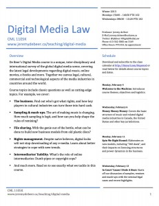 CML1105Digital Media Syllabus 2013